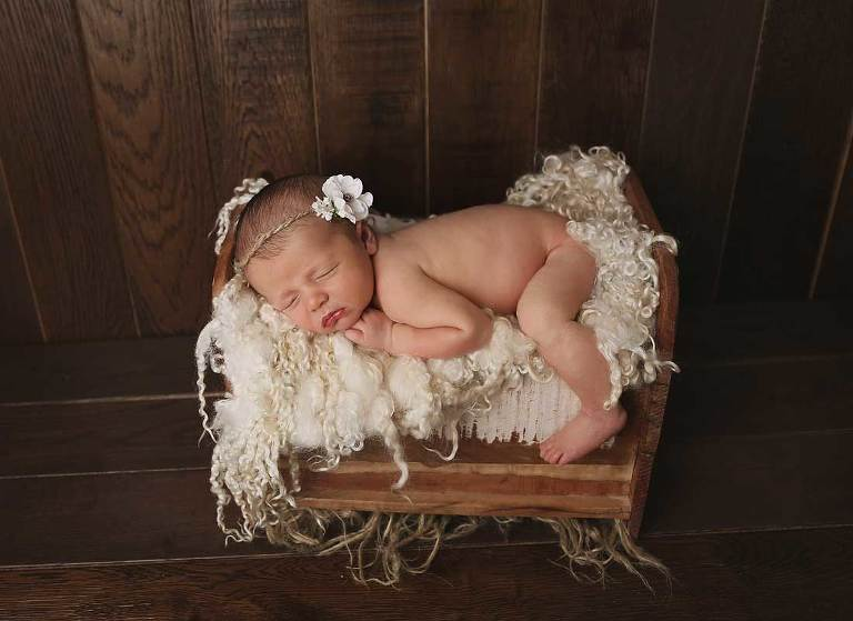 newborn photography studio in Guildford, Surrey
